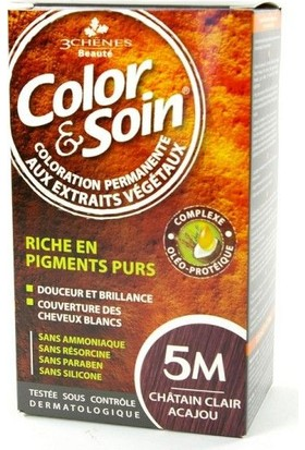 Color & Soin 5M Mahogany Chesnut - Orta Magohany