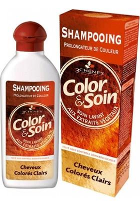 Color & Soin Açık Renk Saçlara Özel Şampuan
