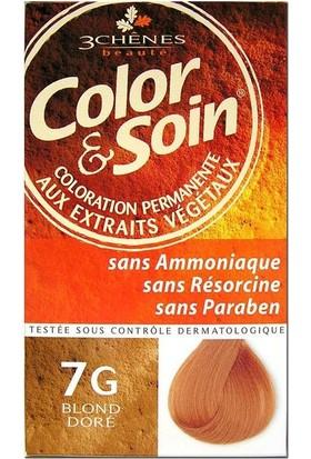 Color Soin Organik 7G Blond Dore