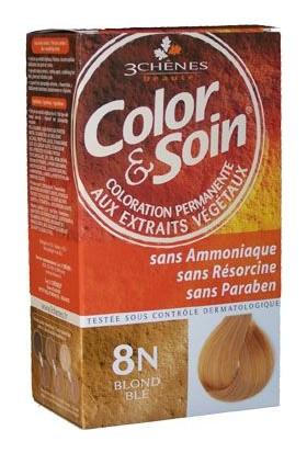 Color Soin Organik 8N Blod Ble