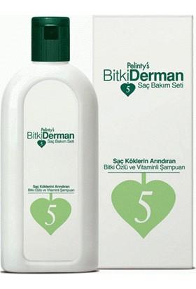 Bitki Derman Bitki Özlü Vitaminli Şampuan