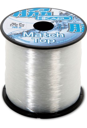 Lineaeffe Match Top White 750Mt 0.40Mm Misina
