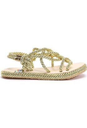 Shoes&Moda Kadın Sandalet
