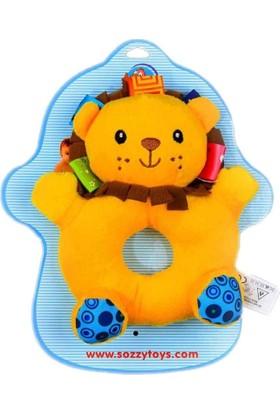 Sozzy Toys Çıngıraklı Aslanım