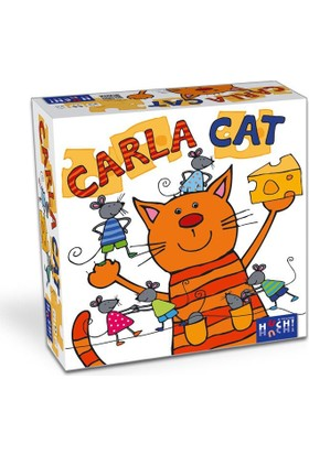 Huch And Frıends Kedi Ve Fareler (Carla Cat)