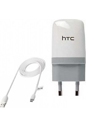 Vip HTC Orijinal Şarj Cihazı ve USB Kablo