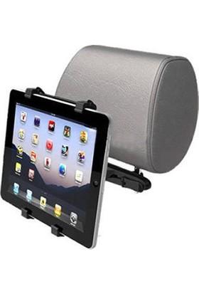 Cix Koltuk Arkası Tablet Tutucu iPad-Galaxy Tab-PDA Uyumlu