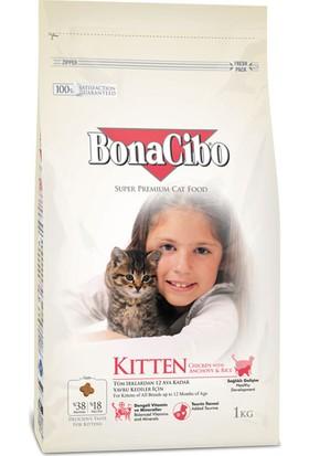 Bonacibo Kitten Tavuklu Yavru Kedi Maması 5 Kg