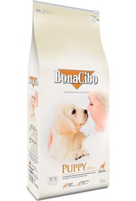 Bonacibo Puppy Tavuklu Ve Balıklı Yavru Köpek Maması 15 Kg