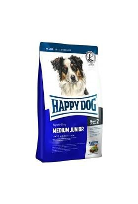 Happy Dog Medium Junior Orta Irk Yavru Köpek Maması 4 Kg