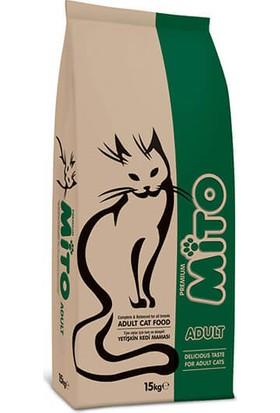 Mito Adult Yetişkin Kedi Maması 15 Kg