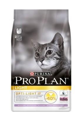Pro Plan Light Hindili Tavuklu Yetişkin Kedi Maması 1,5 Kg