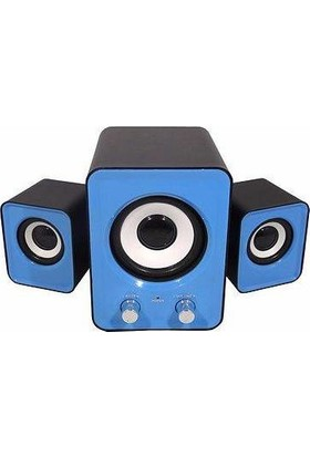 Winnboss Mini Usb Multimedya Speaker Ft 202