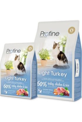 Profine Light Doğal Hindili Yaşlı Kedi Maması 10 Kg