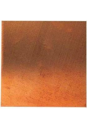 Rewel Plaket Bakır 10 X 10 Cm