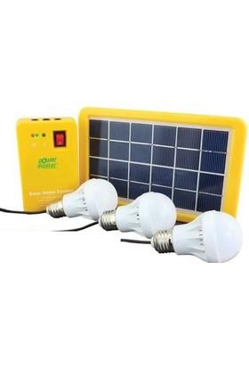 Powermaster Solar Aydınlatma Seti