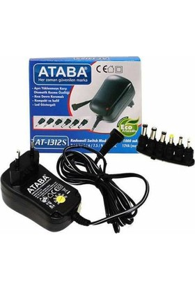 Ataba At 1312S 3 12V 1A Switch Mode Adaptör