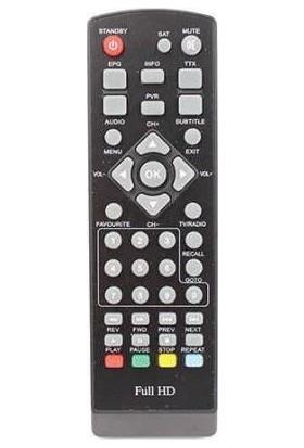 Yumatu Mini Hd Slim Freesat 1453 Mini Hd Uydu Kumandası