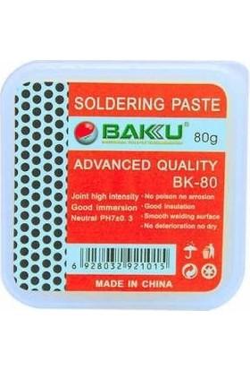 Baku Bk 80 Lehim Pastası 80 Gr