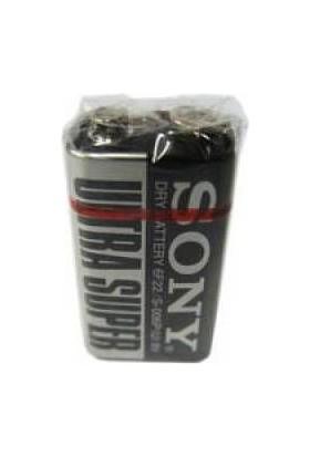 Sony 9 Volt Çinko Karbon Pil