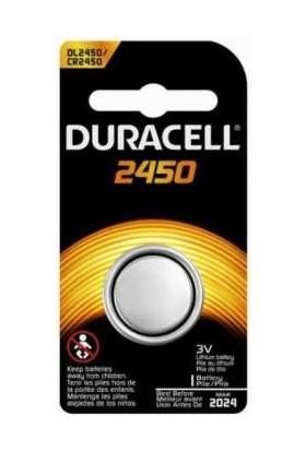 Duracell Cr2450 Lityum Para Pil