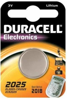 Duracell Cr2025 Lityum Para Pil