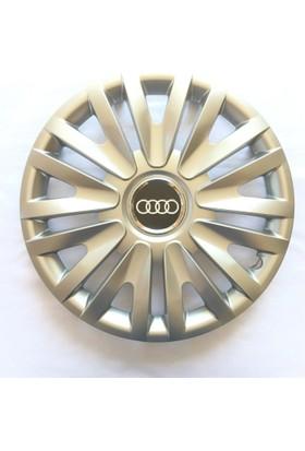 Audi 15 inç Jant Kapağı (Set 4 Adet) 313