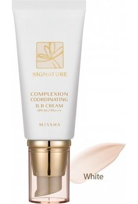 Missha Signature C.C. B.B Cream SPF43/PA+++(White)