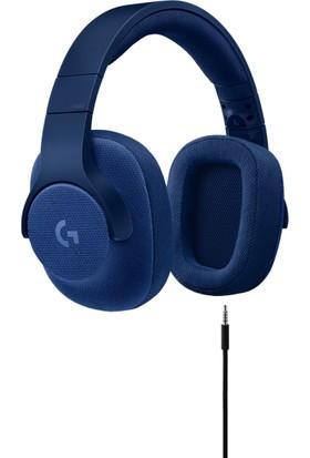 Logitech G433 7.1 Surround Oyuncu Headset - Royal Blue 981-000687
