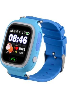 Bilicra Dokunmatik Ekran Gps Saat Mavi BLC101M