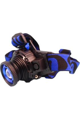 BlackWatton Wt 121 Q5 Şarjlı Kafa Feneri