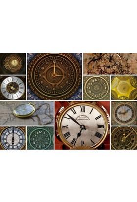 Grafika Saatlar 1000 Parça Puzzle