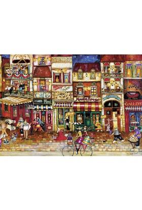 Ravensburger 1000 Parça Fransa Sokakları Puzzle