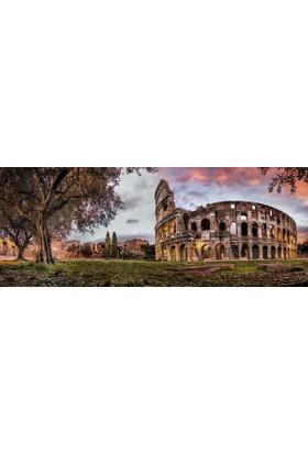 Ravensburger 1000 Parça Gün Batımı ve Kolezyum Panorama Puzzle