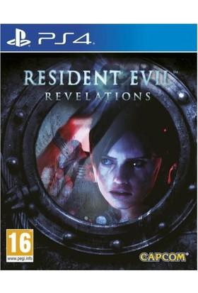 Resident Evil Revelations PS4 Oyun