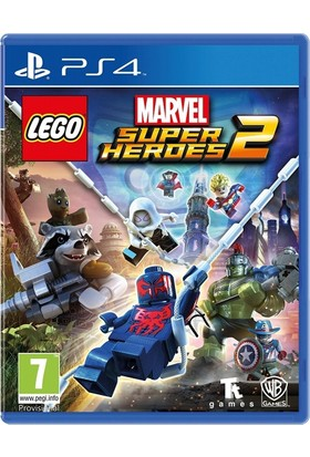 Lego Marvel Super Heroes 2 PS4 Oyun