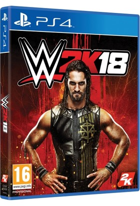 WWE 2K18 PS4 Oyun