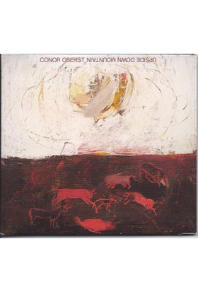 Conor Oberst - Upside Down Mountain CD