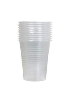 Doku Tek Kullanımlık Plastik Kullan At Bardak 180 Cc 3000 Adet