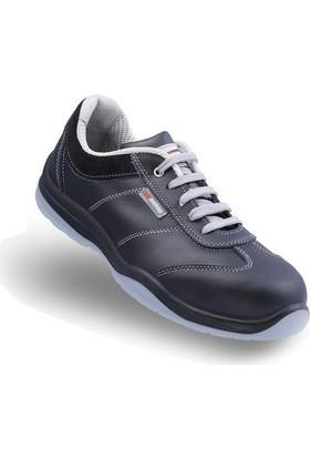 Mekap Kopenhag RMK 21 Siyah S2 SRC İş Ayakkabısı
