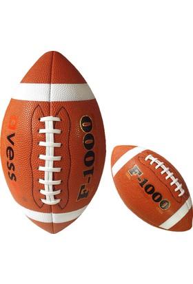Avessa Profesyonel Amerikan Futbol Topu Deri Amerikan Topu