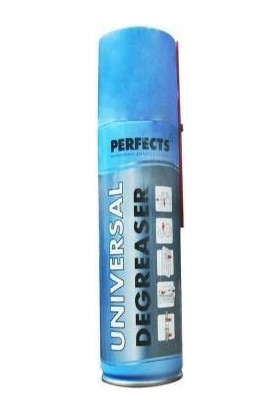 Perfects Temizlik Spreyi Degreaser Mavi Yağ 200 Ml