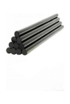 Rewel Siyah Kalın Mum Çubuk Silikon 11Mmx 30 Cm