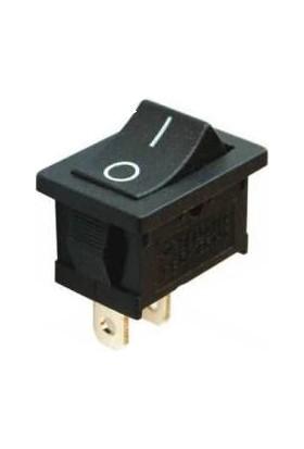 Rewel Mini Işıksız Anahtar On Off 15Mm X 21 Mm
