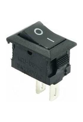 Rewel Mini Işıksız On Off Anahtar 20X10 Mm