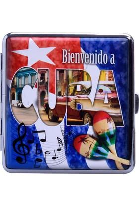 Angelo Cuba Bienvenido Mavi Sigara Tabakası 20Li