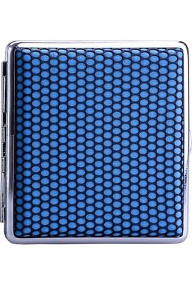 Angelo Champ 3D Desen Mavi Sigara Tabakası 20Li