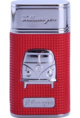 Bek Tobacco Vw T5 Logolu Puro Çakmağı Kırmızı
