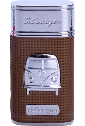 Bek Tobacco Vw T5 Logolu Puro Çakmağı Kahve