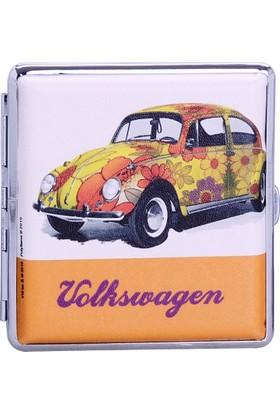 Bek Tobacco Volkswagen Flower Desen Sigara Tabakası 20Lik